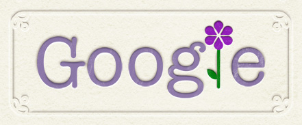 Google Logo: Happy Mother's Day!