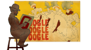 Henri de Toulouse Lautrec's 150th Birthday